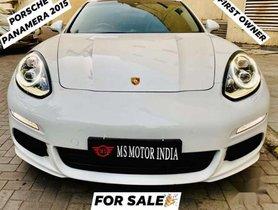 Used Porsche Panamera Diesel, 2015, AT for sale in Kolkata