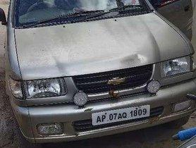 Used 2007 Chevrolet Tavera MT for sale in Vijayawada