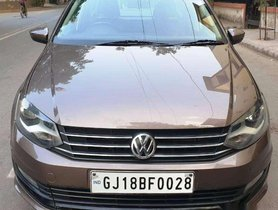 Used 2016 Volkswagen Vento AT for sale in Ahmedabad
