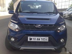 Used Mahindra NuvoSport 2016 AT for sale in Chennai