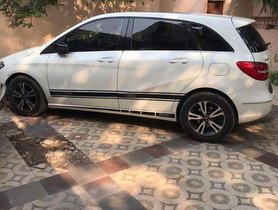 Used 2015 Mercedes Benz B Class Diesel AT for sale in Ghaziabad
