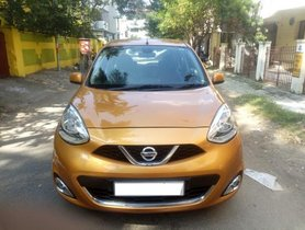 Used 2017 Nissan Micra XV CVT AT for sale in Chennai