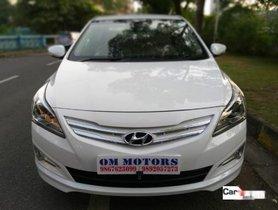 Hyundai Verna 2011-2015 1.6 SX VTVT (O) MT for sale in Mumbai