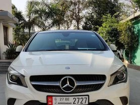 Used Mercedes Benz CLA AT for sale in Ahmedabad at low price