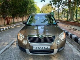 Used Skoda Yeti Ambition 2.0 TDI CR 4x4, 2011, Diesel MT for sale in Ghaziabad