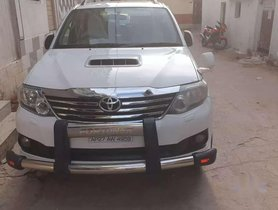 Used Toyota Fortuner MT for sale in Hyderabad