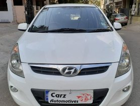 Used Hyundai i20 1.2 Magna MT car at low price in Bangalore