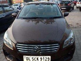 Used Maruti Suzuki Ciaz 2014 MT for sale in Faridabad at low price