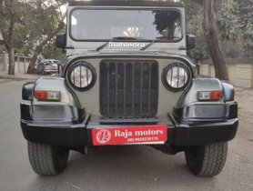 Mahindra Thar 2010-2015 CRDe AC MT in Ahmedabad