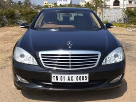 Mercedes Benz S Class 2005 2013 320 CDI AT 2009 in Chennai