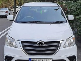 Toyota Innova 2.5 GX (Diesel) 8 Seater BS IV MT for sale in Mumbai