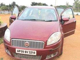 Used 2009 Fiat Linea MT for sale in Hyderabad
