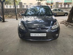 Used Ford Figo Diesel ZXI MT car at low price in Bangalore