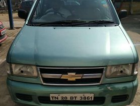 Used Chevrolet Tavera 2010 MT for sale in Chennai