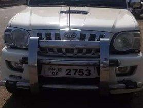 Used Mahindra Scorpio 2013 MT for sale in Nashik