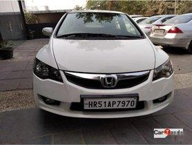 Used 2011 Honda Civic AT for sale in Faridabad - Haryana