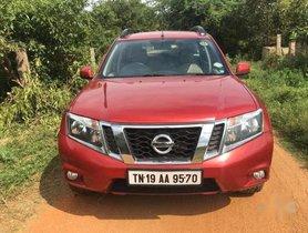 Used Nissan Terrano XL D Plus, 2016, Diesel MT for sale in Madurai
