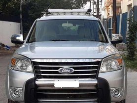 Used Ford Endeavour XLT TDCi 4X2 2012 MT for sale in Hyderabad