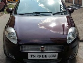 Used Fiat Punto Emotion 90HP, 2011, Diesel MT for sale in Chennai