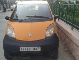 Used Tata Nano Cx BSIV MT car at low price in Bangalore