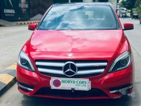 Used 2014 Mercedes Benz B Class AT for sale in Thane