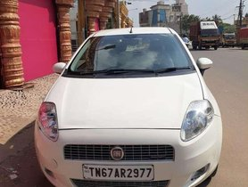 Used Fiat Punto Emotion 1.4, 2012, Diesel MT for sale in Chennai