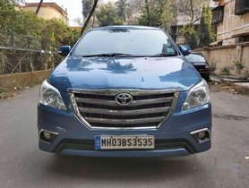 Used Toyota Innova 2.5 ZX BS IV 7 STR, 2014, Diesel AT for sale in Mumbai