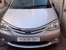 Used 2011 Toyota Etios G SP MT for sale in Tiruchirappalli