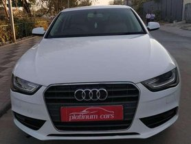 2014 Audi A4 AT for sale in Ahmedabad