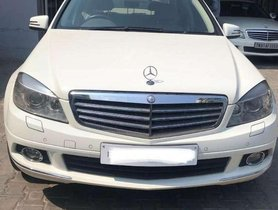 Used 2011 Mercedes Benz C-Class AT for sale in Chennai