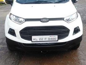 Used Ford EcoSport MT for sale in Kochi