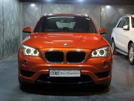 2013 BMW X1 sDrive20d AT for sale at low price in New Delhi