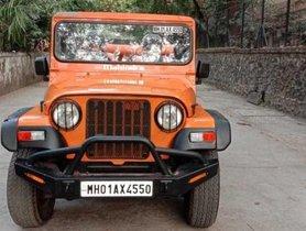 Mahindra Thar 2010-2015 4X4 MT in Mumbai