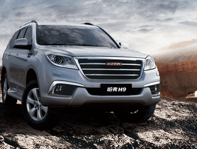 Great Wall Motors At Auto Expo 2020