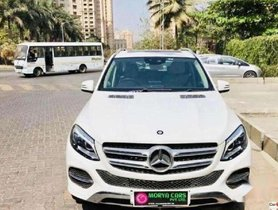 Used 2016 Mercedes Benz GLE AT for sale in Thane