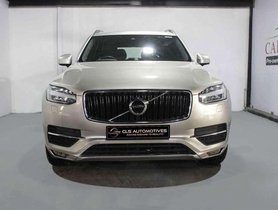 Used 2016 Volvo XC90 AT for sale in Hyderabad