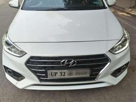 Used Hyundai Verna 1.6 CRDi SX 2017 AT for sale in Lucknow