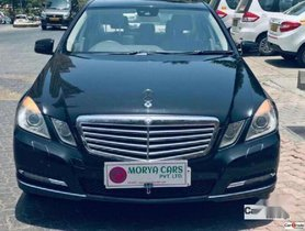 Used 2012 Mercedes Benz E Class AT for sale in Thane at low price