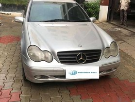 Used 2001 Mercedes Benz 200 MT for sale in Chennai