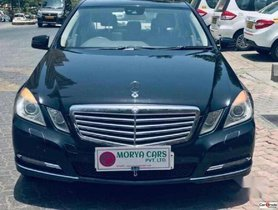 Used Mercedes Benz E Class 2012 AT for sale in Mumbai