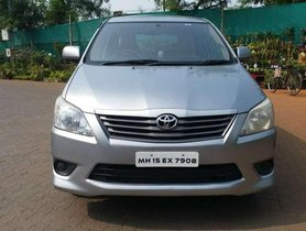 Used Used Toyota Innova MT for sale in Mumbai