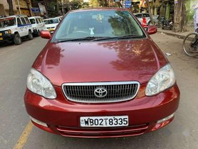 Used Toyota Corolla H5 2005 MT for sale in Kolkata