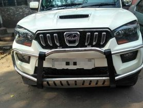 Used Mahindra Scorpio 1.99 S10 MT car at low price in Kolkata