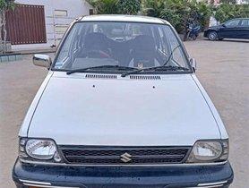 Used 2005 Maruti Suzuki 800 MT for sale in Hyderabad