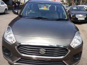 Used Maruti Suzuki Dzire AMT VDI AT 2018 in Hyderabad