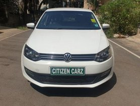 2012 Volkswagen Polo Version Diesel Highline 1.2L MT for sale at low price in Bangalore