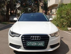 Used 2014 Audi A6 AT 2011-2015 for sale in Bangalore