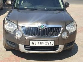Used Skoda Yeti Ambition 4X2 2012 MT for sale in Ahmedabad