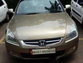 Used 2005 Honda Accord MT for sale in Mumbai