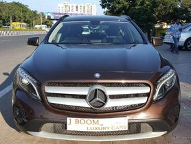 Used Mercedes Benz GLA Class 2015 AT for sale in Chennai